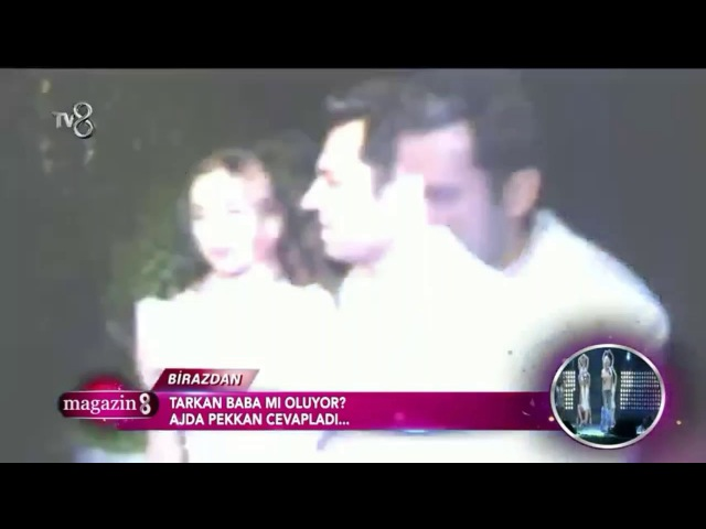 Murat Yıldırım Imane Elbani Magazin8