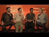 Ryan Guzman, Tyler Hoechlin, J. Quinton Johnson and Wyatt Russell talk