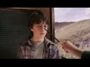 Harry Potter and the Sorcerer's Stone: Harry Potter, Ron Hermione meet on the Hogwarts Express.