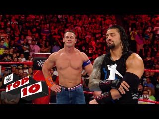 [#My1] Top 10 Raw moments: WWE Top 10, August 21, 2017