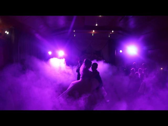 Красивий весільний танець Лілі та Вані