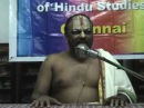 SCIENCE AND RELIGION part 1 by prof sarpv chaturvedi on 9.8.2008 at Chennai