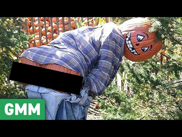 Pumpkins Behaving Badly (GAME)