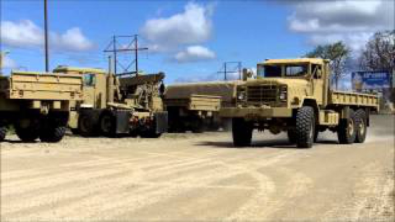 M928 5 Ton 6x6 Military Cargo Truck Extra Long Wheel Base