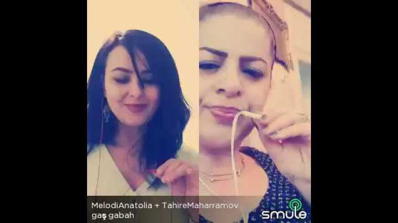 Azerbeycan a binlerce selam Gaskabah Tahita ve Havva Duet