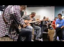 Hadrian Feraud Dean Brown @NAMM 2014 2nd Video