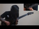 Cacophony-speed metal symphony jason becker Guitar cover By JuZA