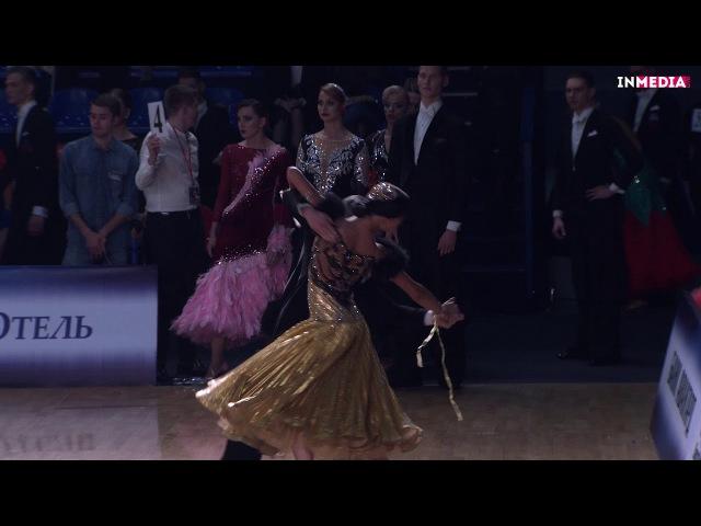 Semen Khrzhanovskiy - Elizaveta Lykhina   R3 Slow Fox   Imperia Cup 2017