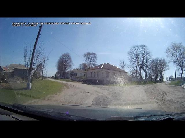 Полицейский автостопщик или когда не хватило приуса