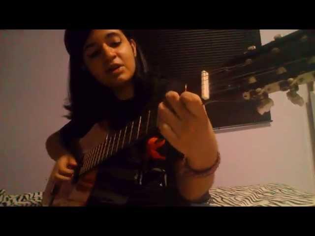 Instant Crush (acoustic guitar cover) - Daft Punk (ft. Julian Casablancas) CHORDS ON DESCRIPTION!