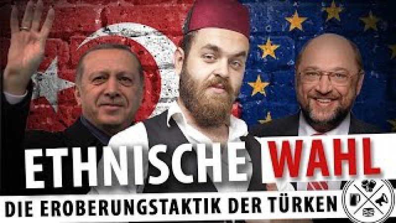 Die Ethnische Wahl - Warum Erdogan gewonnen hat