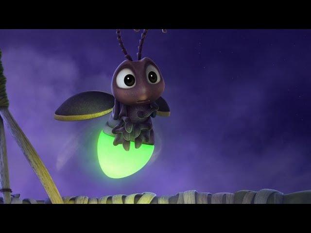 Светлячок детская песня firefly cartoon