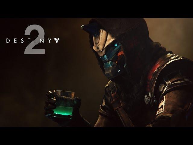Destiny 2 трейлер На посошок RU