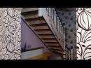 Деревянная лестница Изготовление и установка подступенков