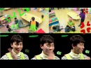 [Eng Sub] Father Shownu Faces Discipline at Daycare! Monsta X Ray