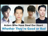 15 Handsome Actors Who Have Stolen Our Hearts Whether They're Good or Bad