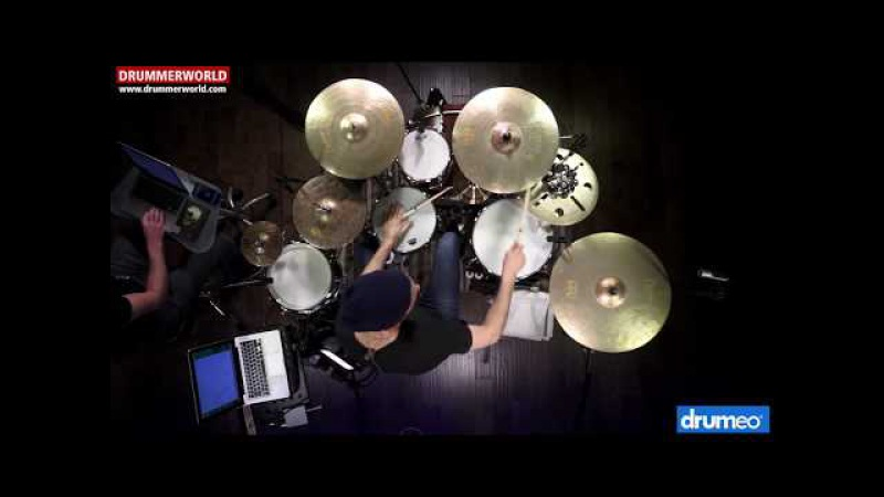 Benny Greb Groove Drum Solo