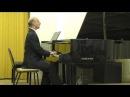Иоганнес Брамс Интермеццо ля мажор, ор. 118 № 2 Михаил Симаков, фортепиано