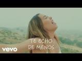 EBSC-27 Andorra Beatriz Luengo - Te Echo de Menos (Official Lyric Video)