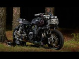 8. Yamaha Yard Built XJR1300 'Big Bad Wolf' by El Solitario
