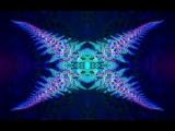 Winamp MilkDrop / David & Diane Arkenstone - Spirits Of The Rainforest