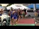 ITU World Cup Polyanskiy brothers DOMINATE in Korea