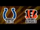NFL 2017-2018 / Week 08 / 29.10.2017 / Indianapolis Colts @ Cincinnati Bengals