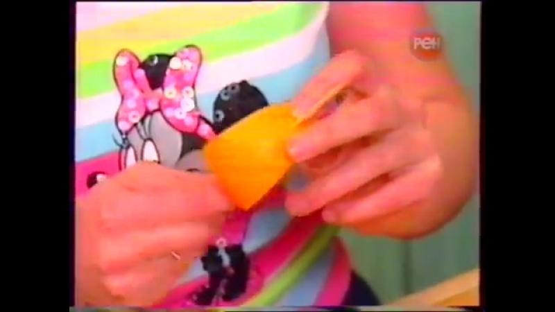 Званый ужин (РЕН-ТВ, 24.06.2007) Анонс