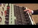 UA 610 Tube Preamp EQ Recording with an Original UA 610 Console