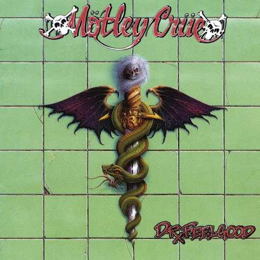 Mötley Crüe альбом Dr. Feelgood