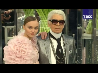 Неделя высокой моды в Париже: зеркальная магия Chanel