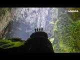 Россияне сняли фильм о самой большой пещере в мире