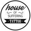 house of suffering tattoo \ тату новосибирск
