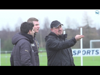 Benitez's pre-Wolves media briefing