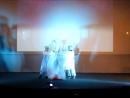 клуб Инари, танец Белые лисы