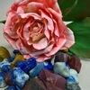 Цветы и камни... в шоколаде :)