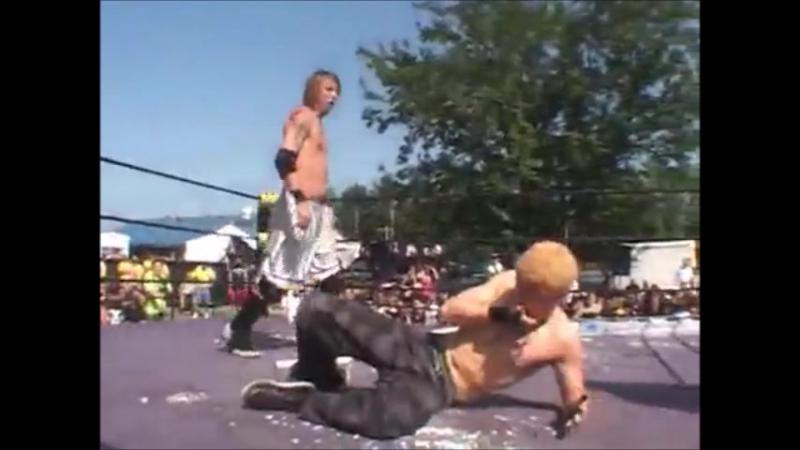 Scotty Vortekz vs Danny Havoc CZW TOD 6