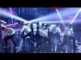 Корейская танцевальная группа на шоу талантов (VHS Video)