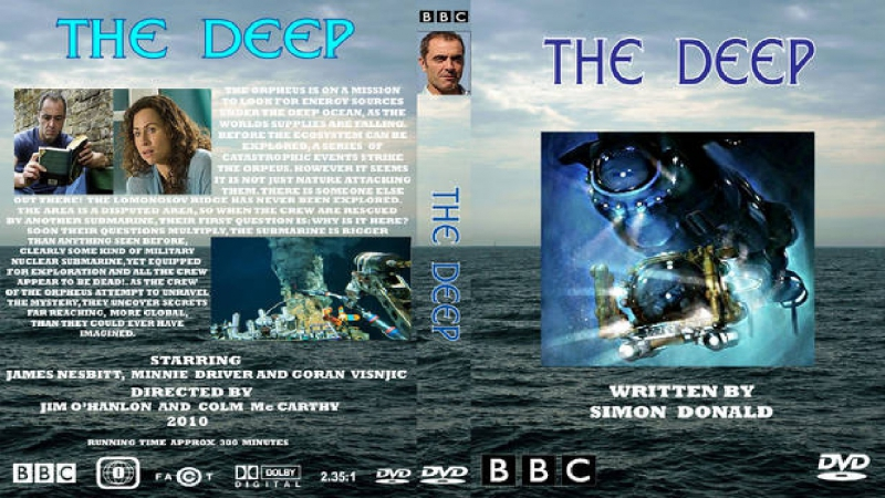 Бездна / The Deep (мини-сериал 4-5 серии) [2010]