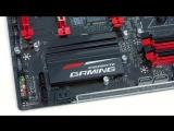 Недорогая материнская плата Gigabyte GA-AB350-Gaming 3 для процессоров AMD Ryzen