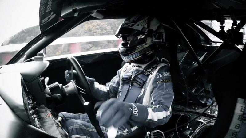 Toyota GT86 VS Nissan GT-R - Masato Kawabata vs Ken Gushi - Drift Racing
