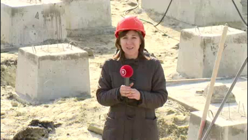 В Заре построят три пятиэтажных дома для детей-сирот