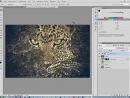CC 2014 - Мозаика из камня в фотошопе
