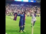 Лионель Месси троллит фанов мадридского Реала