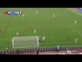 Португалия 0-1 Мексика.  Гол  Нету (автогол)