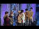 170222 가온차트 K-POP 어워즈 - EXO 앨범상 수상소감 (준면, 민석, 경수) 백현이가 경수 불러서 나오고, 찬열이는 경수에게 꽃다발