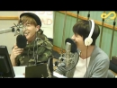 [160516] Super Junior Kiss the Radio - Sukira / Сукира - Нам Ухён (Nam Woo Hyun) (Infinite) (рус.саб)