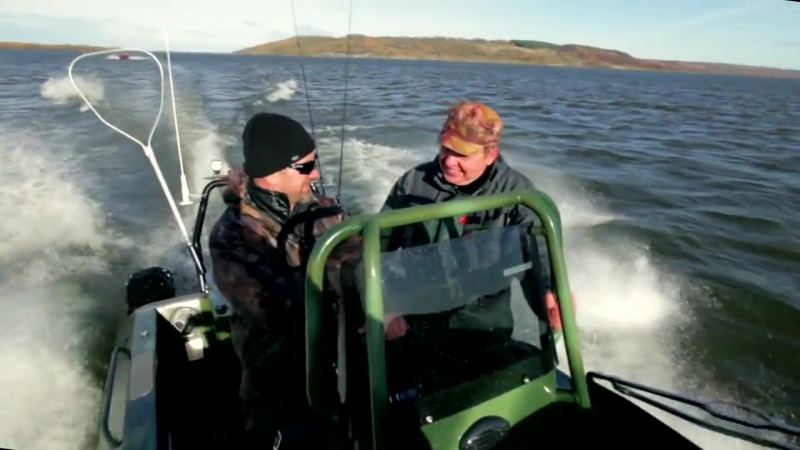 Sealegs для охоты и рыбалки