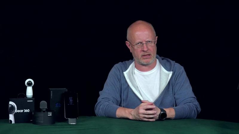 В цепких лапах 182: топим Samsung Galaxy S8 в Тихом океане
