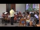 Репетиция воскресной мессы г. Касабланка Нотр Дам де Лурд
